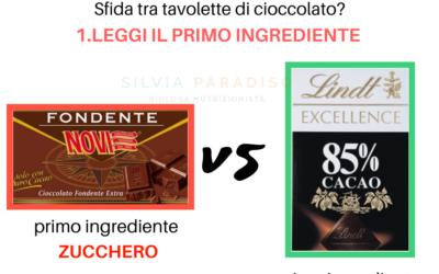 CIOCCOLATO, QUALE COMPRARE? Guida all'acquisto di tavolette di cioccolato